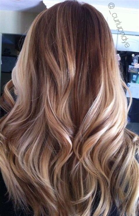 Which Hair Color Is The Best by Hairpainting Hair Brown Highlights