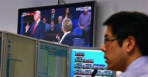 Financial Markets Continue to Price in Clinton Win After ...
