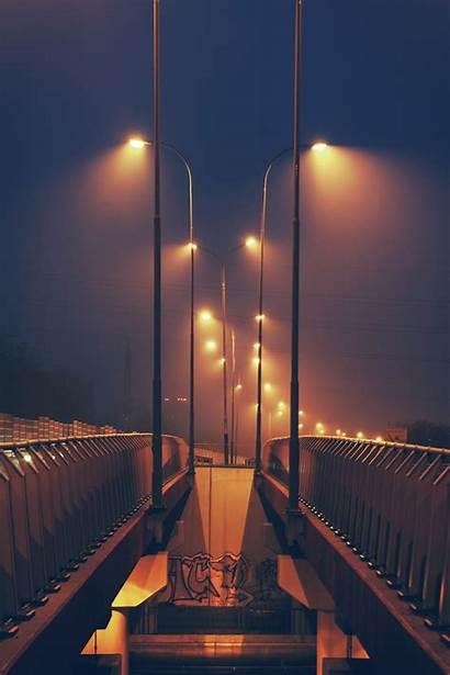 Night Street Lights Streetlights Ultra Res Led