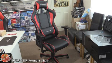 Dxracer Formula Chair Review Indoor Fire Glass Pit Ebay Diy On A Budget Dragon How Do Pits Work It Yourself Gas Deck Inground Ring