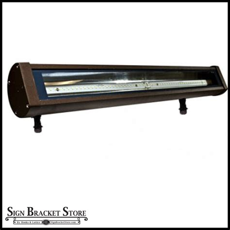 led sign lighting led linear flood sign light 23 5 quot w 18 watts