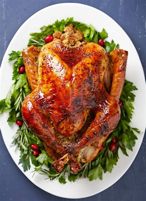 recipe for thanksgiving simple garlic butter baked turkey best easy thanksgiving dinner recipe ideas bored fast food