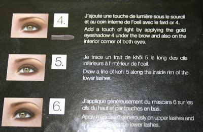 Le maquillage smoky girly