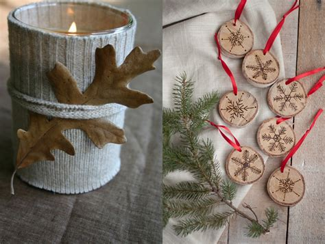 21 Easy To Make Christmas Decorations Ideas
