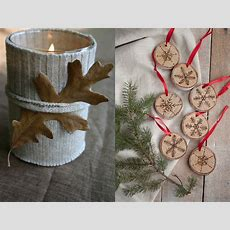 21 Easy To Make Christmas Decorations Ideas  Interior God