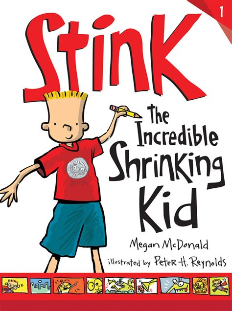 stink  incredibly shrinking kid stink moody