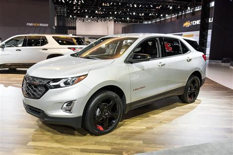 2019 Chevy Equinox Gets New Colors And Technology Gm