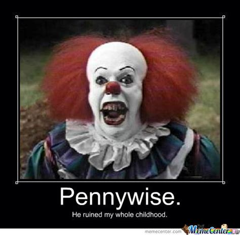 Pennywise The Clown Meme - image gallery pennywise meme