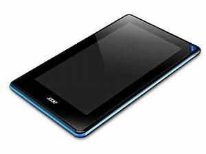 Tablette Tactile Avec Carte Sim : acer iconia tab b1 acer confirme une tablette 7 pouces 99 dollars ~ Melissatoandfro.com Idées de Décoration