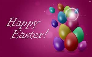 Happy Easter wallpaper - 1121781