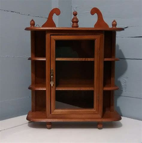 small table top curio cabinet reserved for sonja curio cabinet wall mount or table top