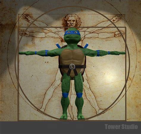 model teenage mutant ninja turtles