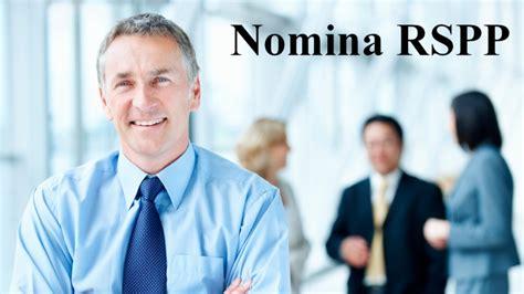 Nomina Rspp Interno Nomina Rspp