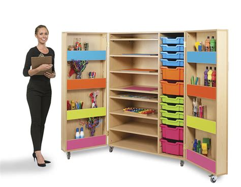 Classroom Cupboards by Bubblegum Cupboard Early Learning Furniture