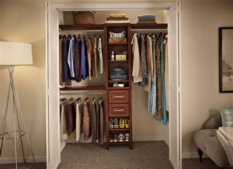 Wardrobe Closet For Small Spaces 12 small walk in closet ideas and organizer designs