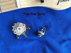 Fender Stratocaster Upgrade Guitar Wiring Kit