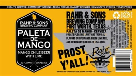 Image result for rahr and sons paleta de mango