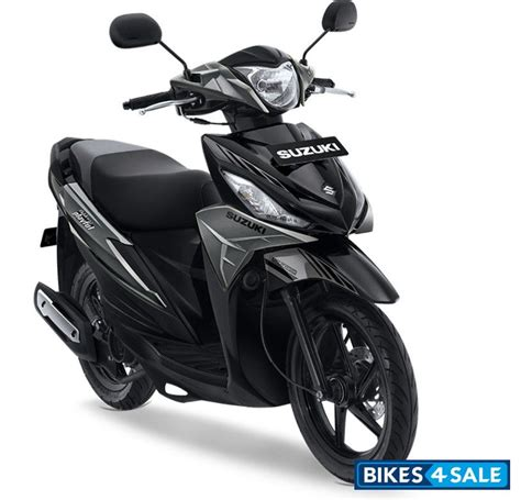 Sym Attila Venus 125i Picture by Suzuki Address Playful Scooter Price Review Specs And