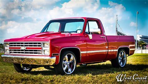 Chevy Silveradowest Coast Classic Inc