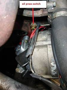 Alternator Installation And Cluster Lamp  Idiot Light