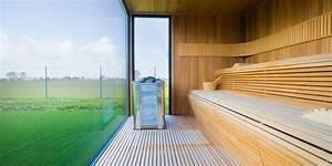 sauna exterieur une alternative interessante With construire un sauna exterieur