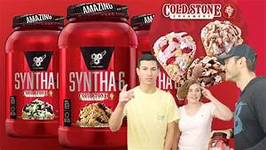 Syntha 6 Cold Stone Creamery Review