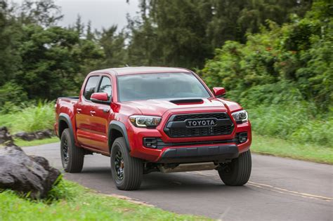 2017 Toyota Tacoma Trd Pro First Drive Review
