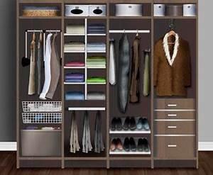 Le Meilleur Systme De Garde Robe Pour Vous Dressing Idees