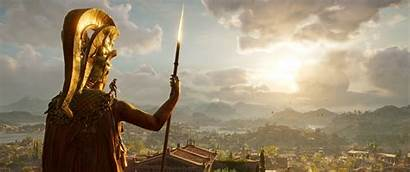 Greece Ancient Creed Odyssey Assassin Ultrawide Spartans