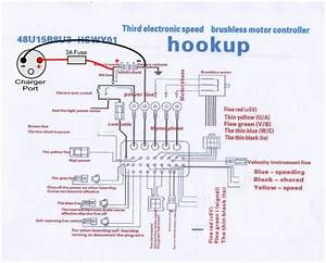 Xm 3000 Electric Scooter Wiring Diagram