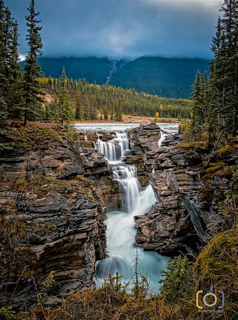 Eric Bartlett Photography Blog Athabasca Falls Alberta