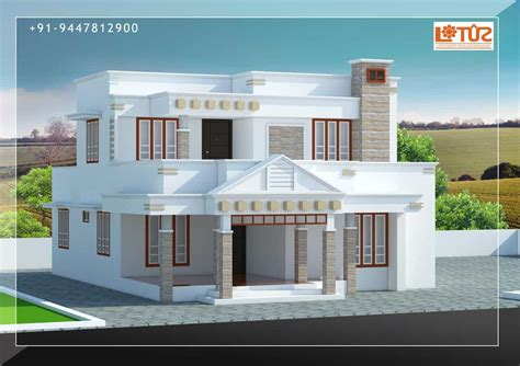 modern house design  kerala   lakhs estimate