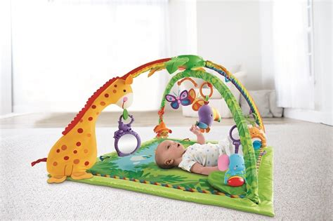 avis tapis d 233 veil fisher price de la jungle