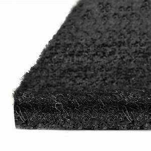 Tapis Coco Sur Mesure : moquette coco en polypropyl ne sur mesure noir ~ Dailycaller-alerts.com Idées de Décoration