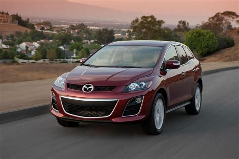 mazda cx 7 2010 mazda cx 7 review top speed
