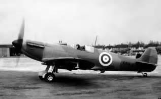 Spitfire WW2 Fighter Plane