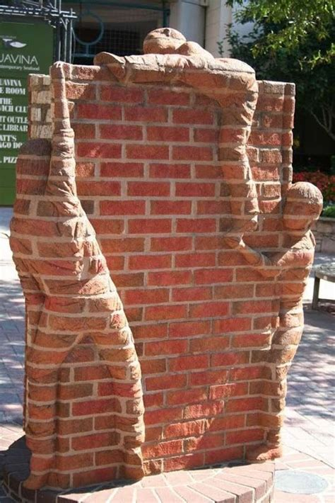 cool brick walls 25 best ideas about brick projects on pinterest diy yard decor diy landscaping ideas and