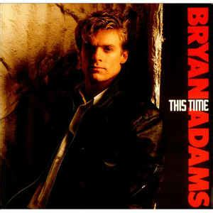 Bryan Adams  This Time (vinyl) At Discogs