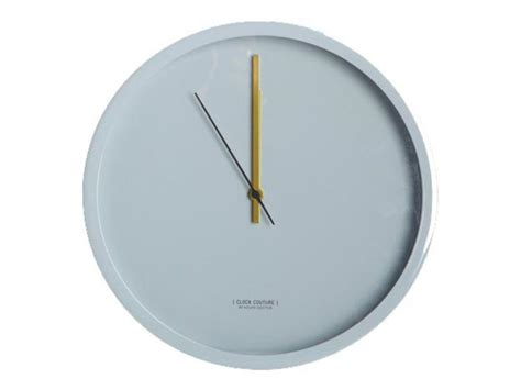 house doctor klok house doctor clock couture klok grijs living and co