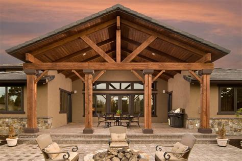 types  outdoor living covers