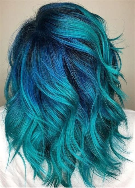 The 25 Best Teal Hair Ideas On Pinterest Teal Ombre