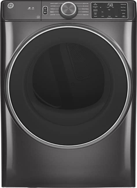 ge gfwspndg front load washer gfdespndg electric dryer
