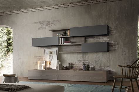 living room  horizontal wall cabinets napol