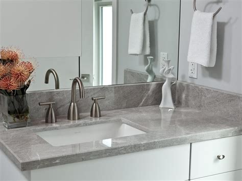 quartz bathroom countertops gray ideas