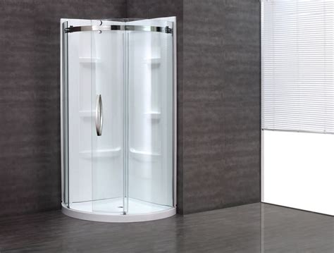 Shower Stalls Canada by Canada 60 Inch 1 Acrylic Shower Stall No