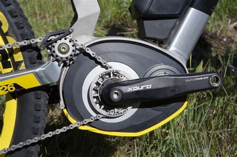 Bosch Frame Mounted Motors Vs