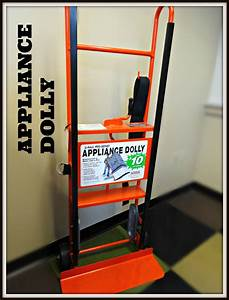 Appliance dolly ou haul furniture dolly appliance hand for Home depot rent furniture dolly