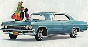 1965 Chevrolet  Corvette  Corvair  Buick  Oldsmobile And