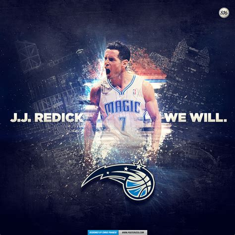jj redick magic wallpaper posterizes nba wallpapers