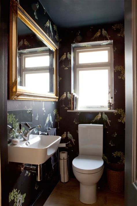 Family Home, London  Eclectic  Powder Room  London By